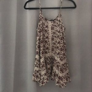Ae Lace Inset Cami